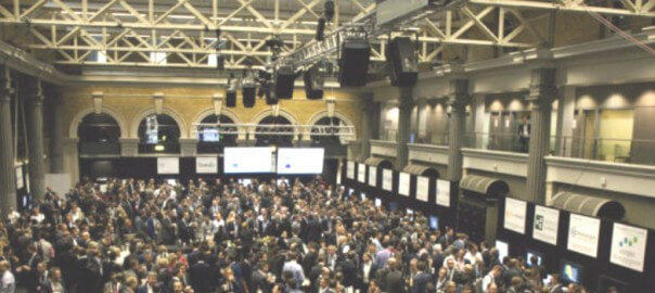 Finovate Europe Day 1
