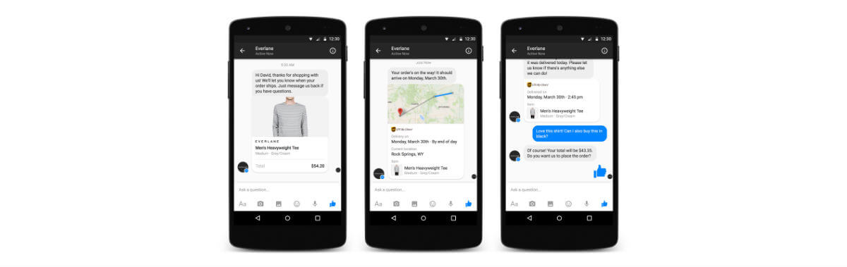 Facebook-Messenger-Business